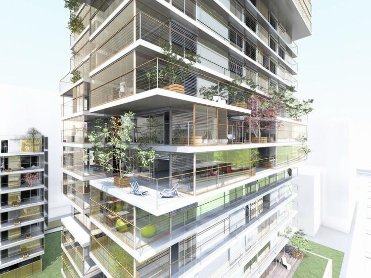 Courtesy of a/LTA Architects