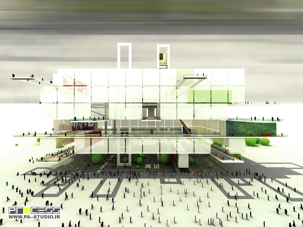 D Art Exhibition Taipei : Gallery of new taipei city museum art proposal pa