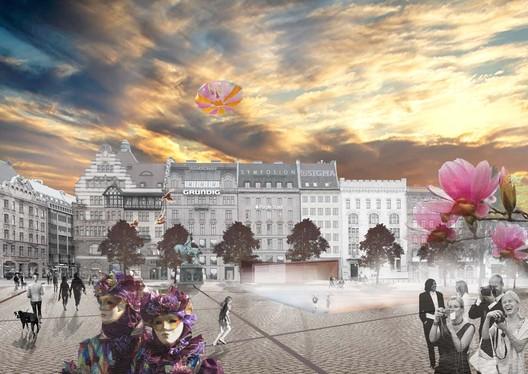 Courtesy of LAND Arkitektur + Urban Design + Marjamaa