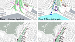 Kaohsiung Port Station Proposal / ISA & NEAR Design