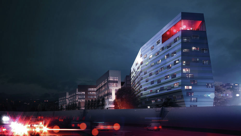Gallery of enzo hotel manuelle gautrand architects 18 for Hotel architecture