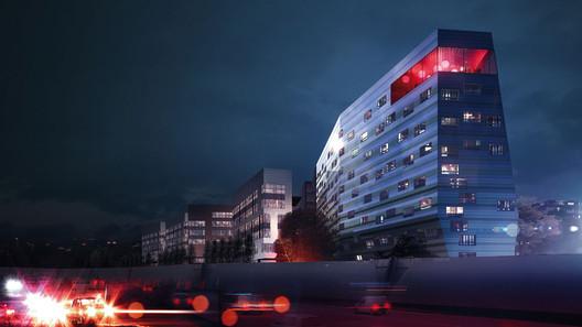 © Manuelle Gautrand Architects