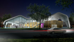 Jasper Place Branch Library / HCMA