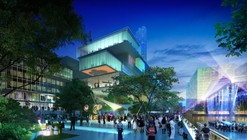 West Kowloon Cultural District Selects City Park / Foster + Partners