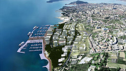 More images of the Urban Development competition results for Split, Croatia