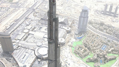 Burj Dubai, tallest building in the world almost finished