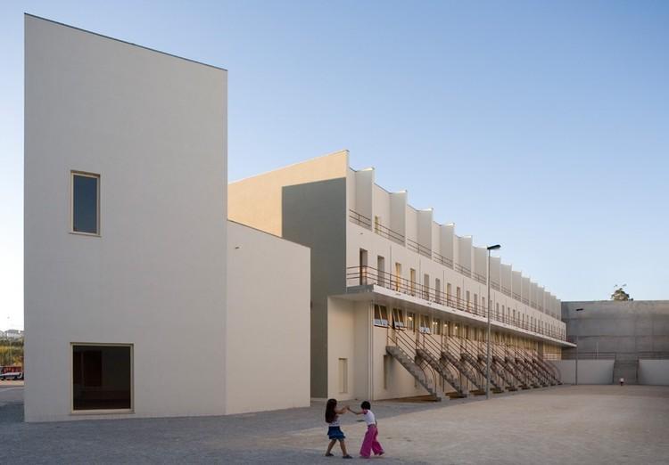 SAAL Bouça Housing / Alvaro Siza © Fernando Guerra