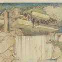 "Frank Lloyd Wright, Edgar J. Kaufmann House, ""Fallingwater,"" Mill Run, Pennsylvania, 1934-37 © 1936 Frank Lloyd Wright Foundation, Scottsdale, Arizona"