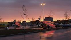 Electric Vehicle Charging Station Winning Proposal: Plug + Play / Arcollab