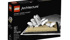 LEGO® Architecture Series: Sydney Opera House by Jørn Utzon