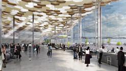 Riga International Airport Winning Proposal / Haptic Architects