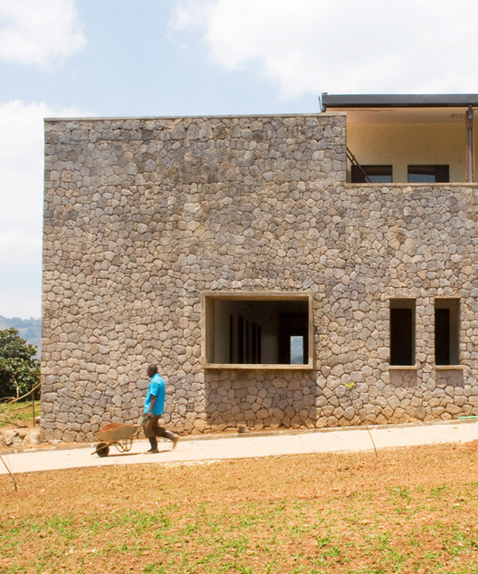 Butaro Hospital © MASS Design Group