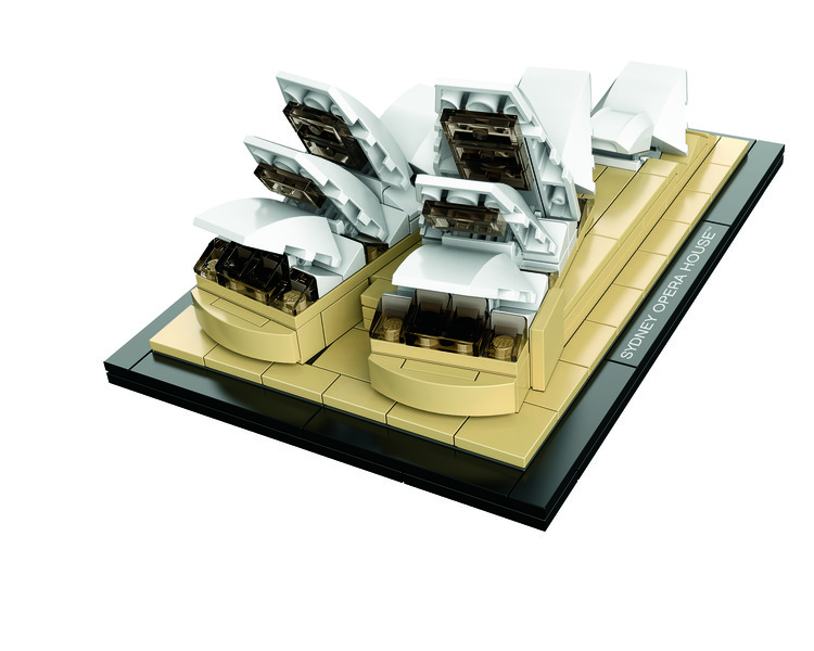 LEGO® Architecture Series: Sydney Opera House