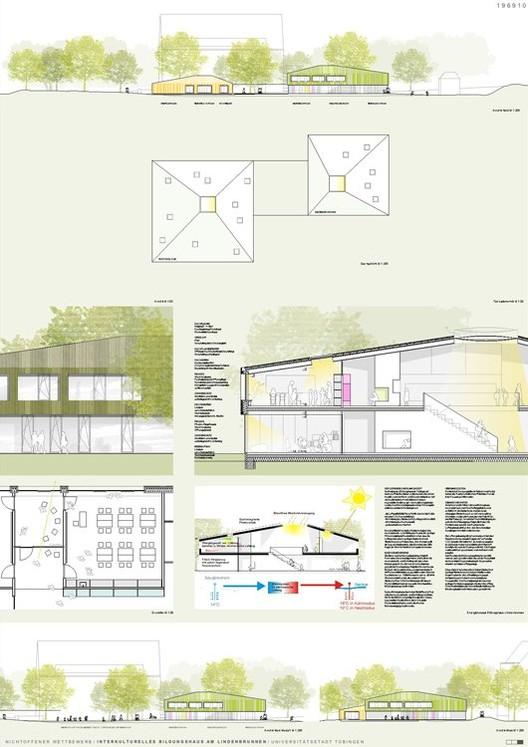 kindergarten and primary school se arch architekten archdaily. Black Bedroom Furniture Sets. Home Design Ideas