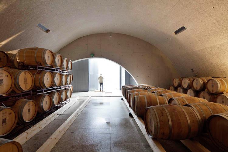 Gallery of quinta do vallado winery menos mais - Quinta do vallado ...
