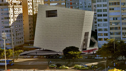 Diller Scofidio + Renfro win competition for the new Image and Audio Museum in Rio de Janeiro