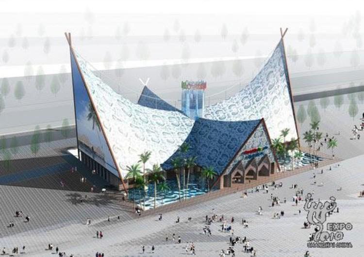 Malaysia Pavilion For Shanghai World Expo 2010 Archdaily