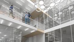 City Library Extension Proposal / Studio Metar