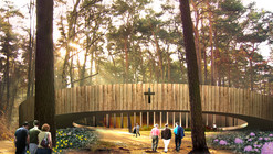 New Valer Church Proposal / Krill Architecture