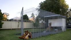 Origami Coop / Chris Mullaney