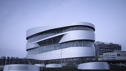 Mercedes Benz Museum / UN Studio, photos by Michael Schnell