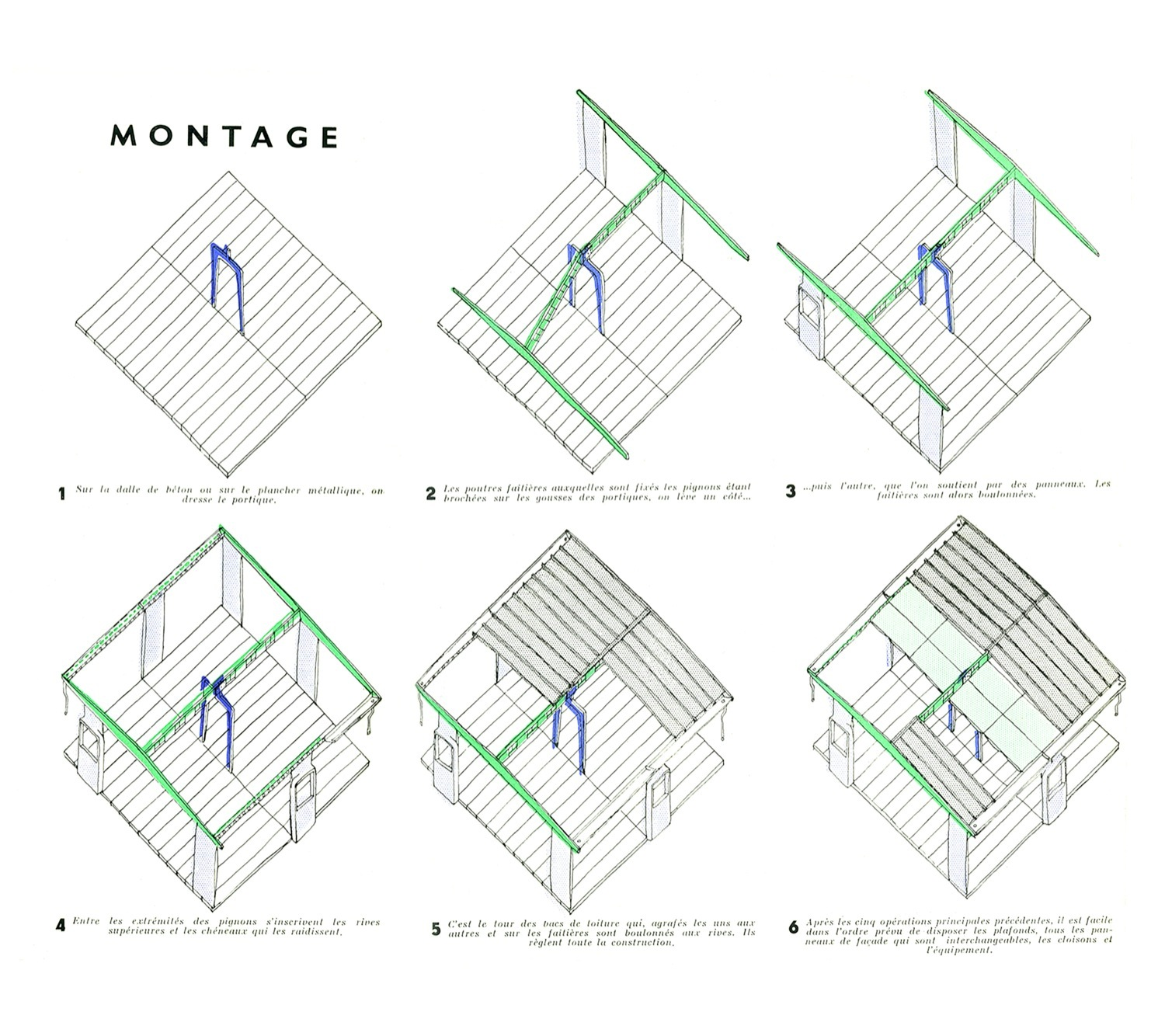Gallery of 39 jean prouv architecture 39 at the galerie patrick seguin 3 - Jean prouve architecture ...