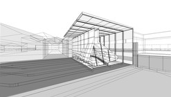 Tondonia Winery Pavilion / Zaha Hadid