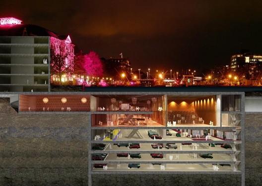 Big Urban Projects: Amfora Amstel designed by Zwarts and Jansma Architects