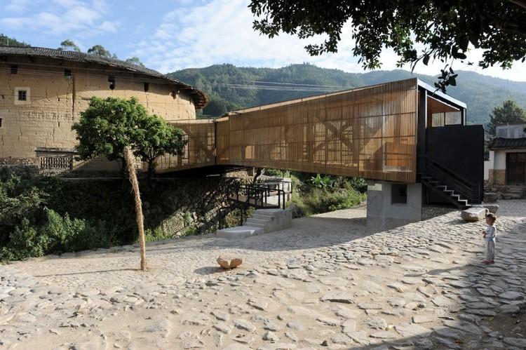 Bridge School / Li Xiaodong Atelier © Li Xiaodong