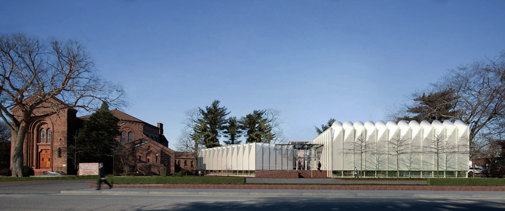 Gallery of Jewish Community Center ODA Office for Design and