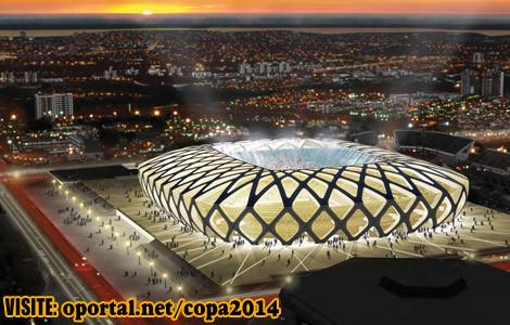 Estádio Vivaldo Lima - Vivaldão - Manaus/AM