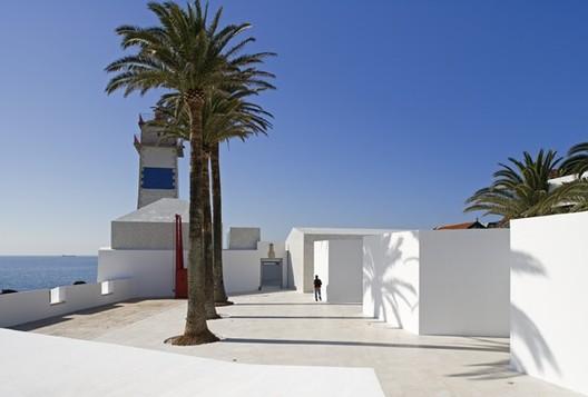 Aires Mateus_Santa Marta Lighthouse Museum, Cascais Portugal / Photo: ©Leonardo Finotti