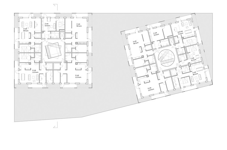 apartments plan