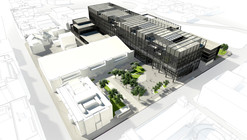 Mecanoo Designs New Engineering Campus for University of Manchester