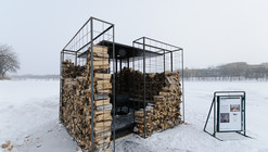 Update: WOODPILE / Noa Biran + Roy Talmon