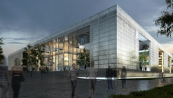 Design and Virtual Reality Educational Complex / OIII architecten
