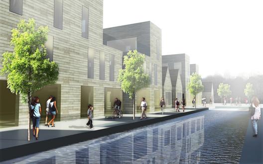 Courtesy of Eriksen Skajaa Architects