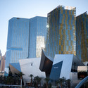 Crystals Retail and Entertainment District / StudioDaniel Libeskind and Rockwell Group