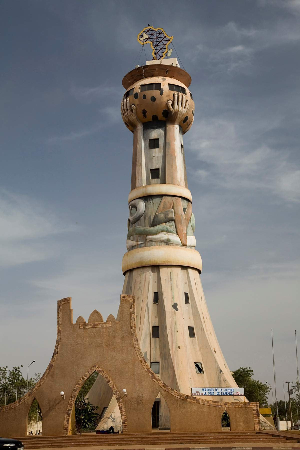 african architecture monument africa mali organization unity perspectives sightlines bamako urbanism west cameroon tower archdaily monuments famous tour modern museum