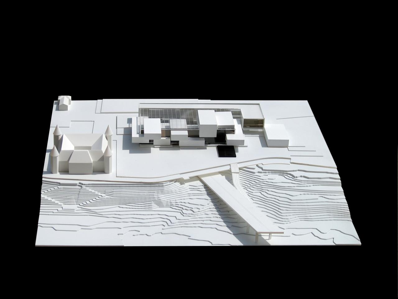 Gallery of museum of polish history proposal zerafa for Studio 11 architecture