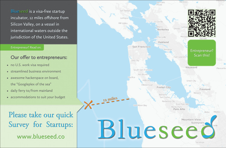 Blueseed Map