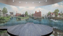 Russian Pavilion for the Venice Biennale