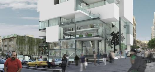Courtesy of Bonsar Architecture Studio