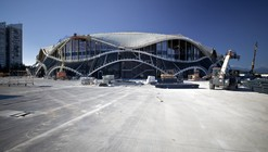 In Progress: Multi-functional Sports Hall / SADAR + VUGA