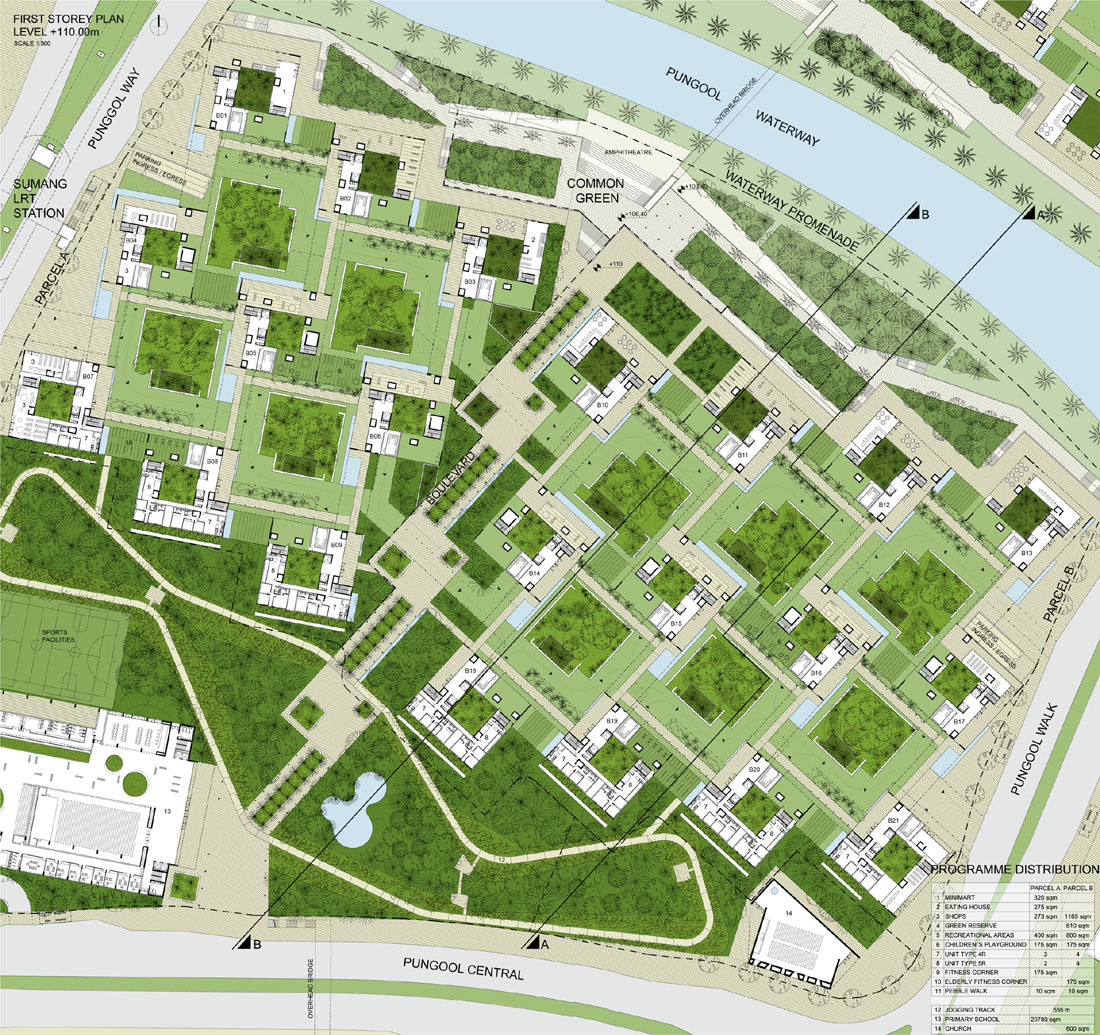 Housing Master Plan Design