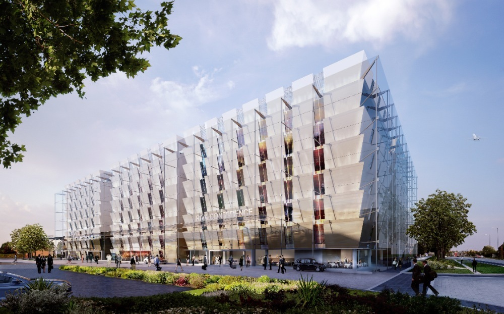 Foster and partners 5 star hotel in the uk gets approval for Design hotel road