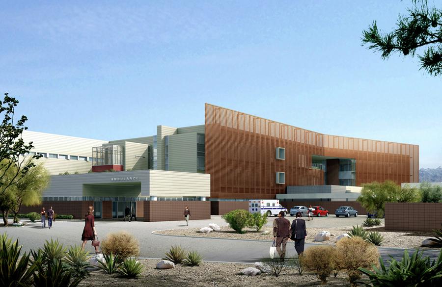 Pima County Behavioral Health Pavilion and Crisis Response ...