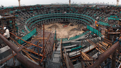 In Progress: China National Tennis Center / Atelier 11