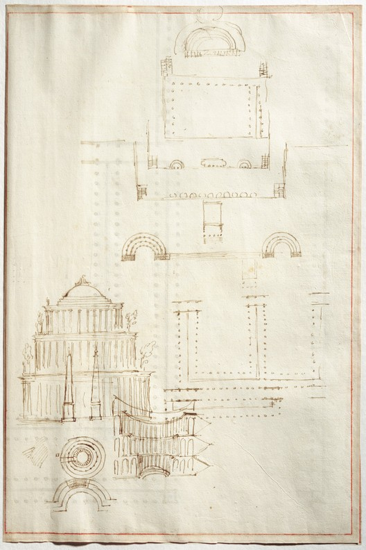 Courtesy of London, RIBA British Architectural Library. VIII/11v