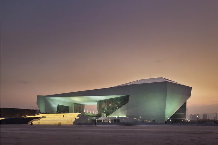 the shanxi grand theater arte charpentier architectes